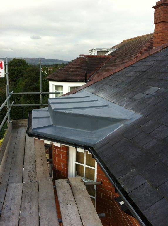lead roof repair