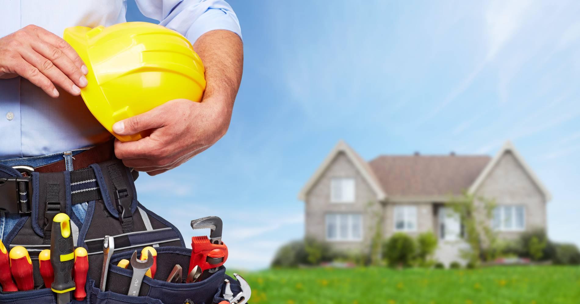property maintenance man